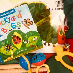 Caterpillars and Butterflies! Curricula – Single Lesson