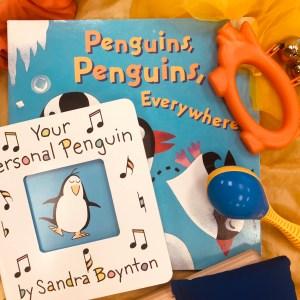 Penguins! – Single Lesson