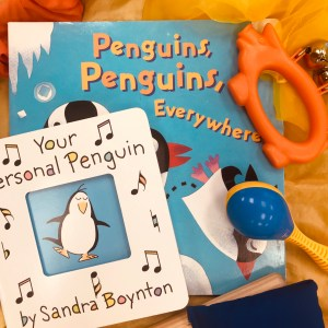 Penguins! – Single Lesson