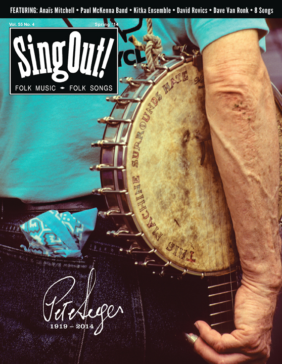 ANAIS MITCHELL CHORDS - Sing Out! Magazine - Sing Out!