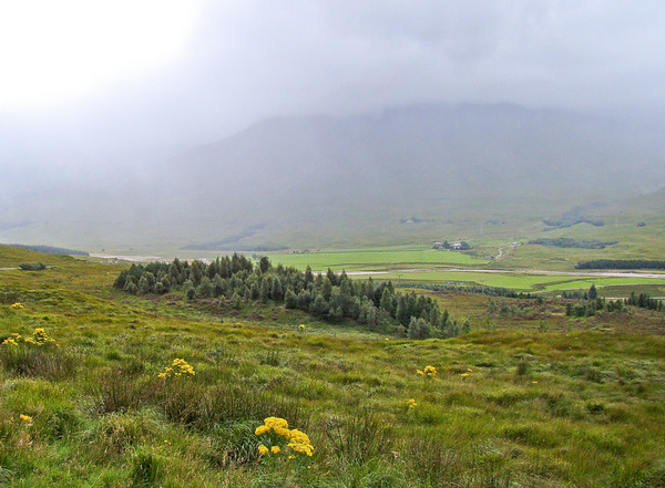 Scots Weather along the A82