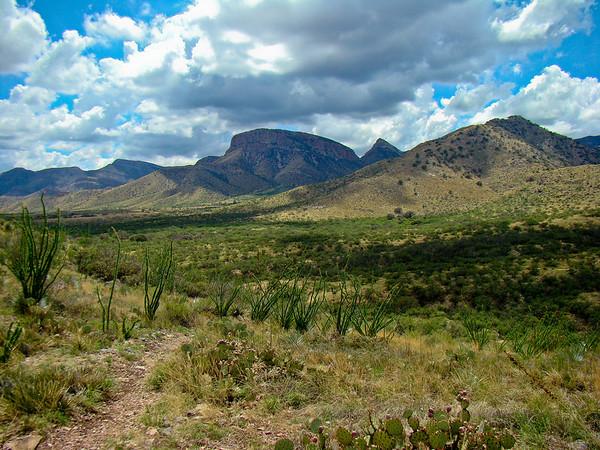 Kritchner Caverens State Park, AZ