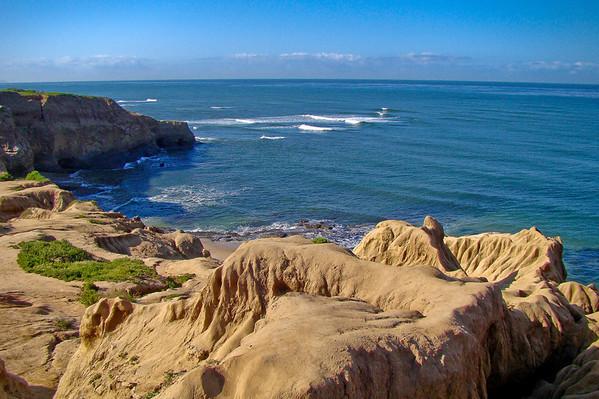 Sunset Cliffs, San Diego CA (click for SmugMug views)