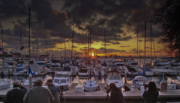 Mission Bay Marina, San Diego CA (click image for Smugmug views)