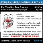 Jaw Tension - Singing Lessons Download