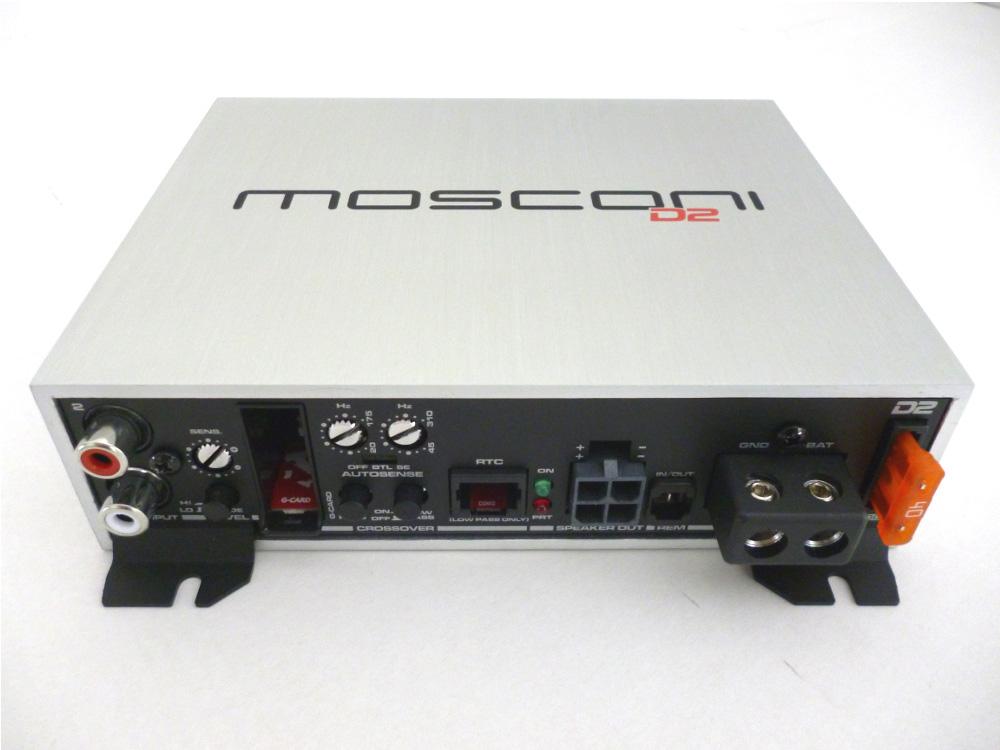 Gladen D2 500.1 Mono Channel Amplifier