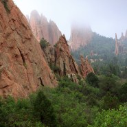 """Featured Image – """"Garden of the Gods in Fog"""""""