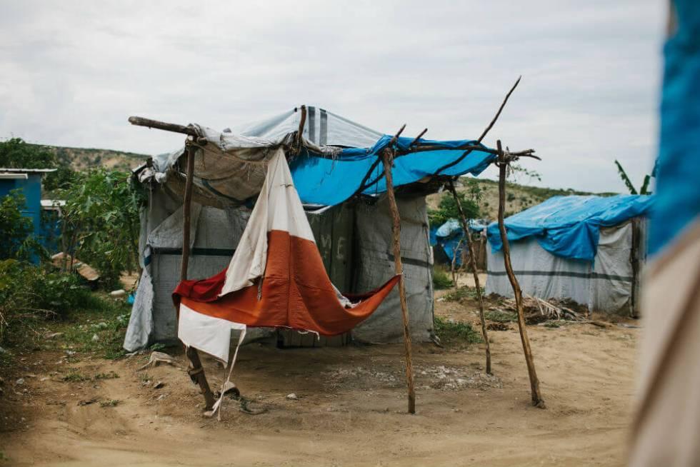 slum-tent-Haiti