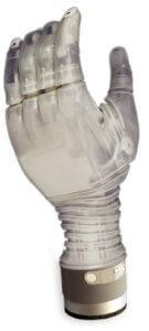 LUKE prosthetic hand neuroscience