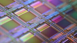 moore's law intel computer chip silicon wafer
