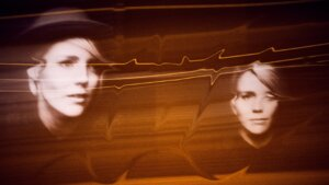 two faces blurred deepfake microsoft