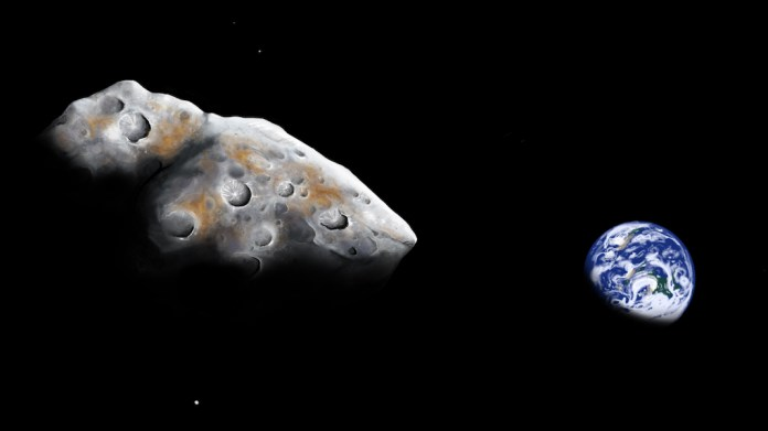 This Asteroid May Be the Shard of a Dead Protoplanet
