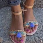 quelles chaussures porter en été