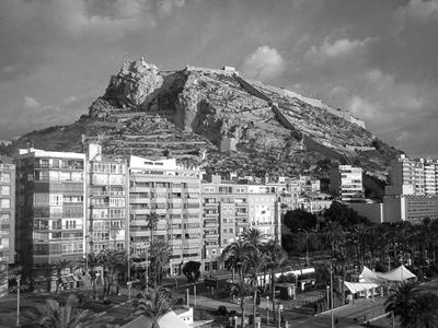 Castillo Alicante