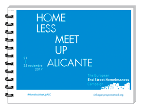 Descargar el informe final de la campaña Homeless Meet Up Alicante