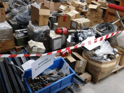 scrap equipment
