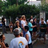 Ψήφισμα των κατοίκων της κοινότητας Παλαιοπαναγιά Ναυπάκτου για το νερό