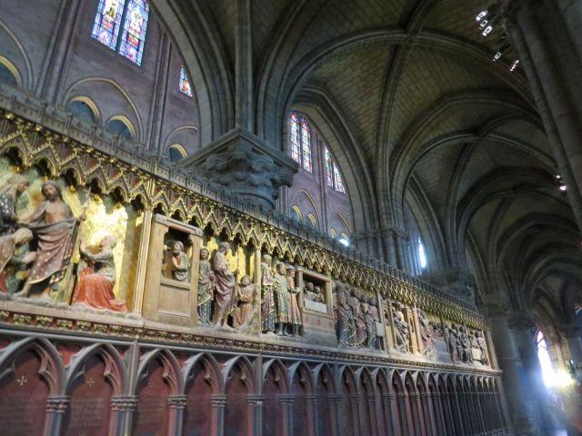 La Basílica de Notre Dame