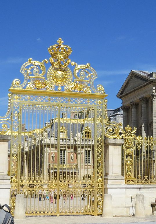 Palacio de Versalles Paris