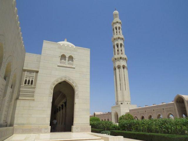 La Gran Mezquita del Sultán Qaboos