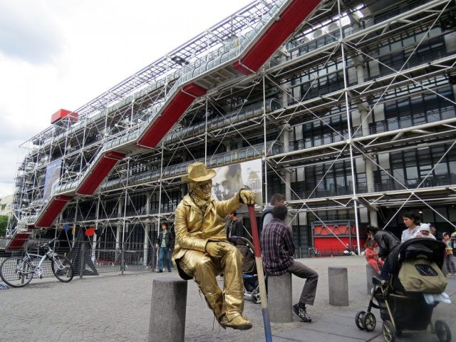 museo george pompidou