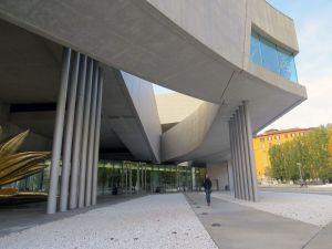 Museo Maxxi de Roma