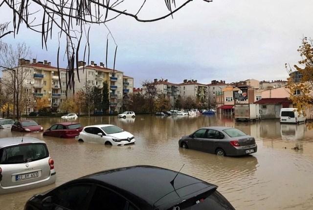 """Hakan Demir: """"Edirne'de sel baskını gibi felaketlerden kurtulmak mümkün!.."""""""