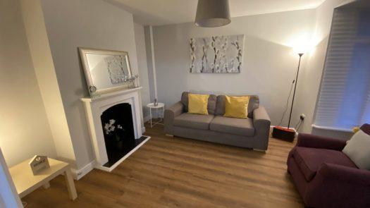 Sackville Street lounge