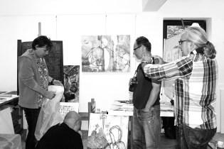 Ron Weijers, Cheng Yong, Walter Koestenbauer, David Blanco Aristin