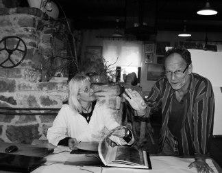 Klementina Golija, Walter Koestenbauer