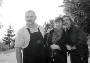Hieronim, Milena, Mario