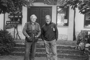 Lucijan Bratuš, Herman Gvardjančič