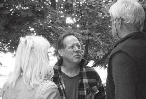 Klementina Golija, Georg Brandner, Fritz Rathke