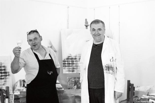 Hieronim Vidmar, Črtomir Frelih