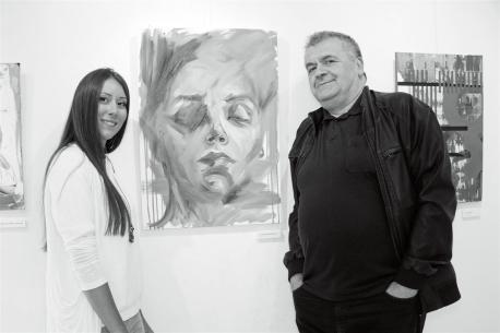 Aleksandra Rakonjac, Črtomir Frelih
