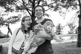 Polona, David & Zofija