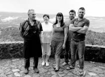 Hieronim z družino