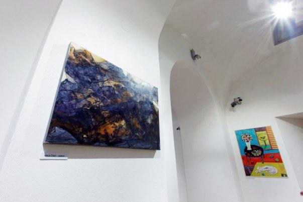 A view from above 2016, Idrija