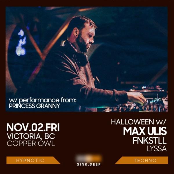 Halloween With Max Ulis Website Photo