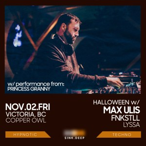 Halloween With Max Ulis Website Photo