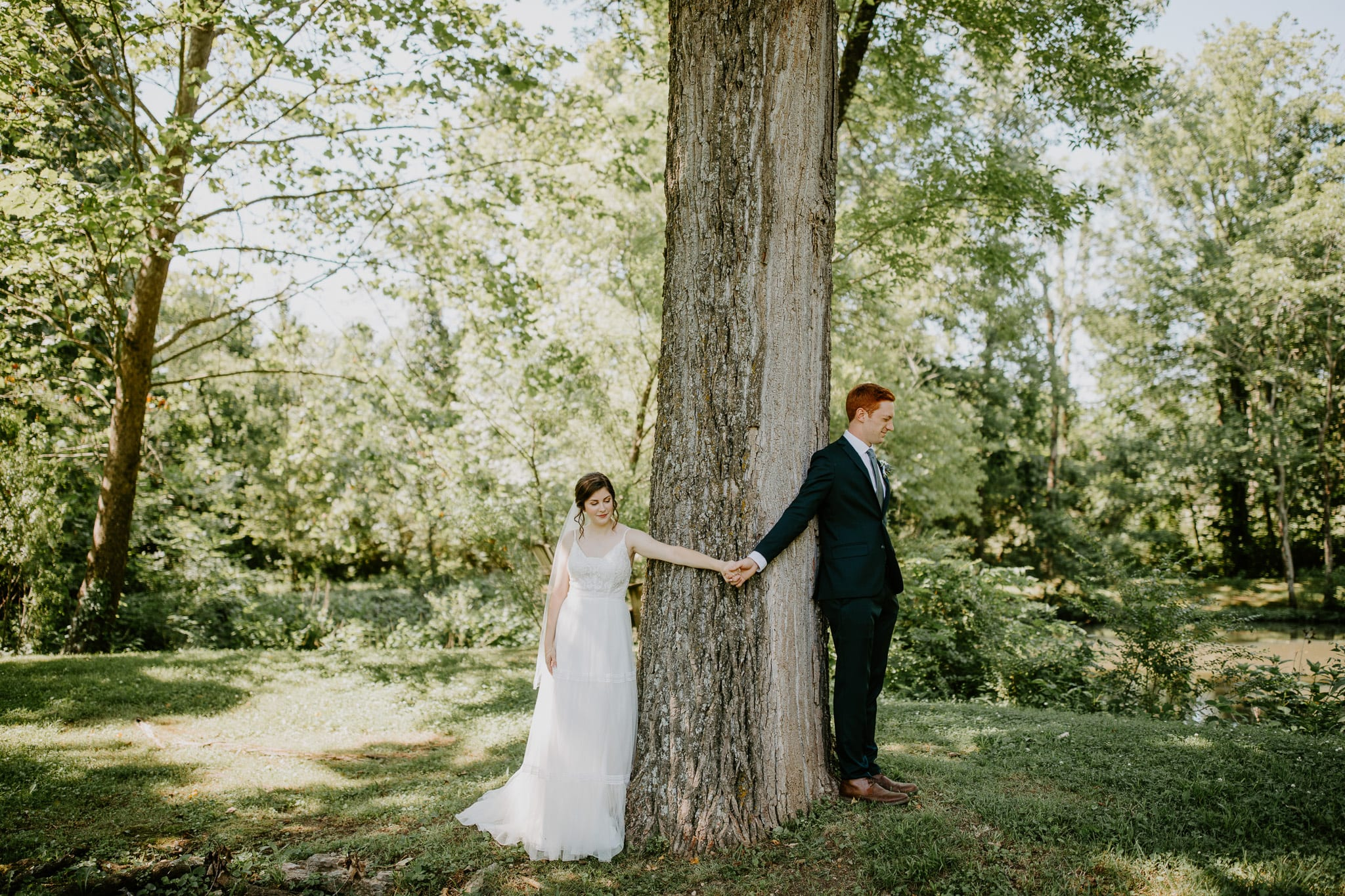 Jenna & Tim Wedding