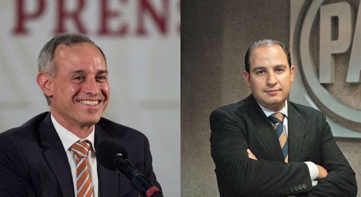 PAN manda carta a OMS para pedir que López-Gatell no se una al ...