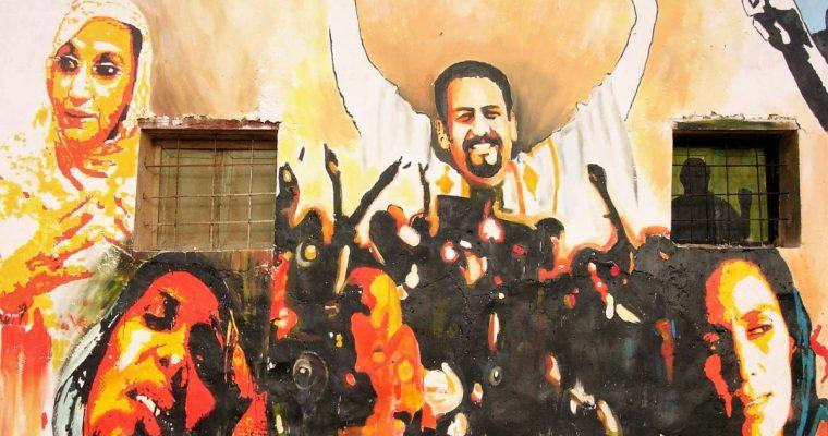 ARTISTAS SAHARAUIS: REPRESENTAR LA HISTORIA, ORGANIZAR LA ESPERA