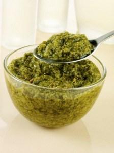 Salsa verde (herb sauce), Piedmont, Italy