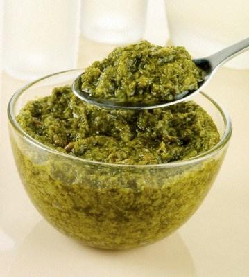 Grønn saus