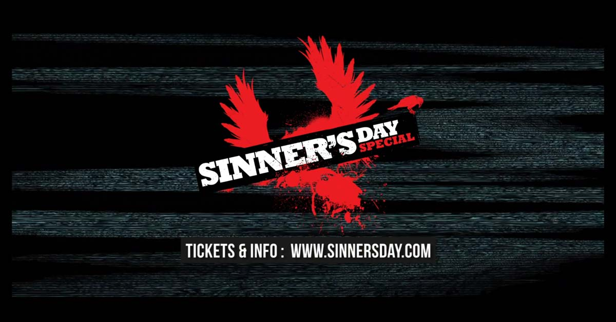 SINNER'S DAY SPECIAL 2021 – THE AFTERMOVIE