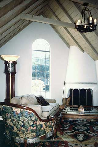 Traditional Living Room Designs Old English Cottages