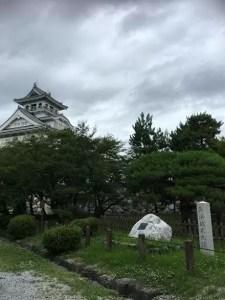 長浜城本丸