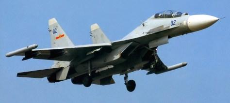 PLANAF Su-30MKK2