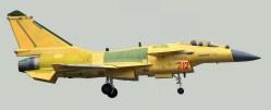 Chengdu J-10C prototype